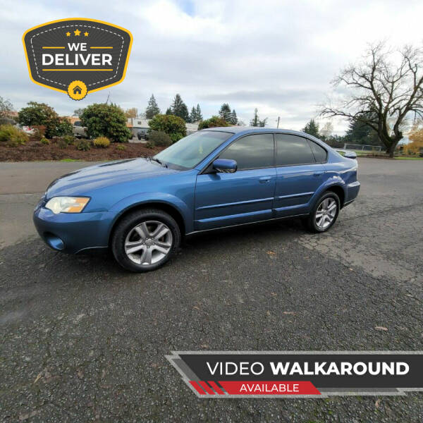 2006 Subaru Outback for sale at McMinnville Auto Sales LLC in Mcminnville OR