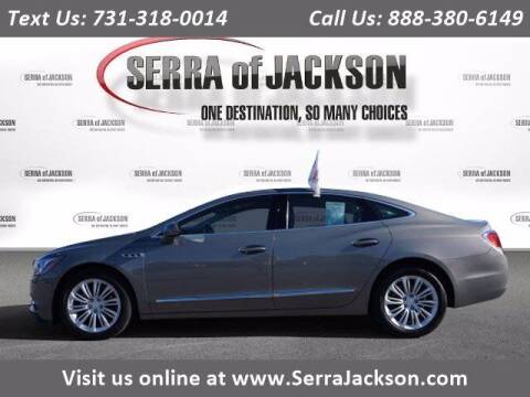 2019 Buick LaCrosse for sale at Serra Of Jackson in Jackson TN