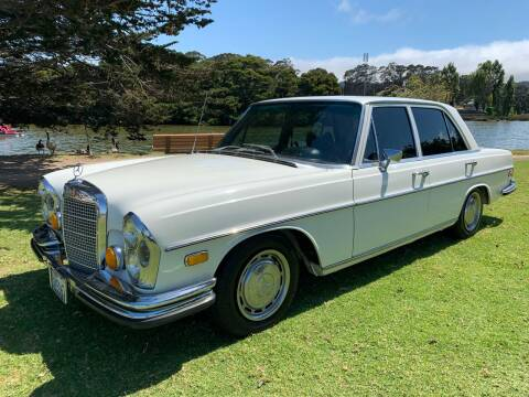 1969 Mercedes-Benz 280-Class for sale at Dodi Auto Sales in Monterey CA