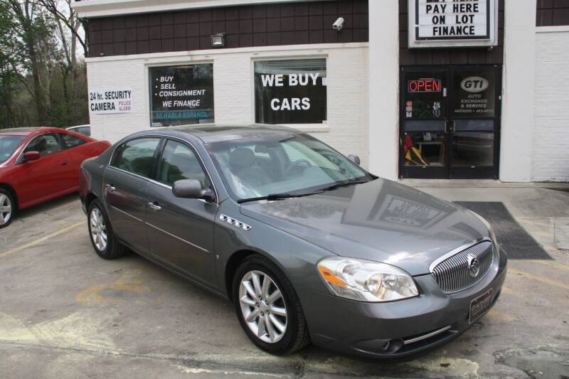 2008 Buick Lucerne for sale at GTI Auto Exchange in Durham NC