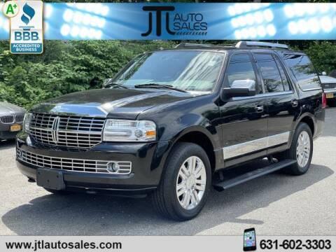 2013 Lincoln Navigator for sale at JTL Auto Inc in Selden NY