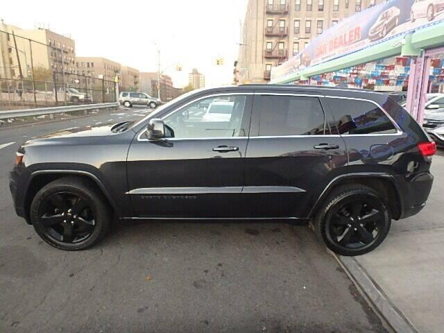 2014 Jeep Grand Cherokee 4x4 Altitude 4dr SUV - Bronx NY
