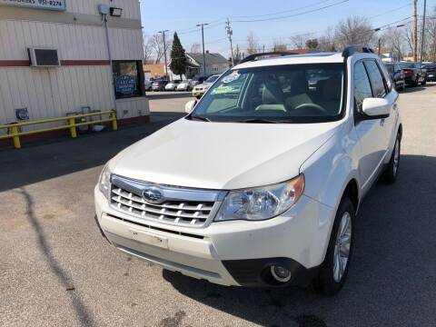 2011 Subaru Forester for sale at MR Auto Sales Inc. in Eastlake OH