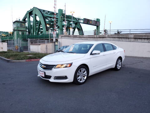 2017 Chevrolet Impala for sale at Imports Auto Sales & Service in San Leandro CA