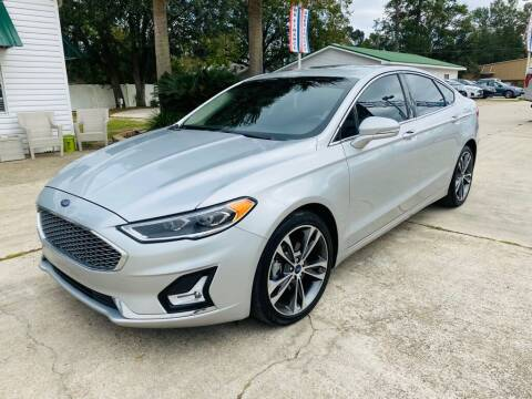 2019 Ford Fusion for sale at Southeast Auto Inc in Walker LA