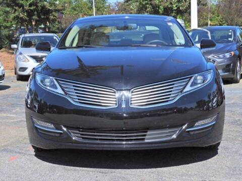 2016 Lincoln MKZ for sale at Auto Finance of Raleigh in Raleigh NC
