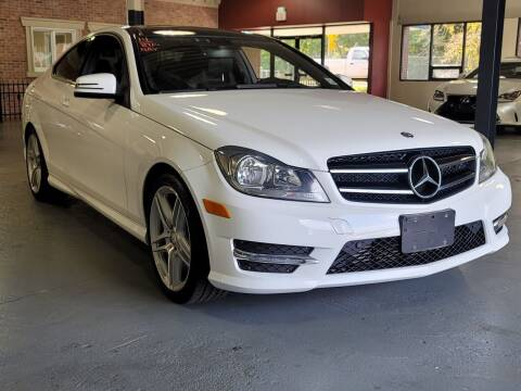 2014 Mercedes-Benz C-Class for sale at AW Auto & Truck Wholesalers  Inc. in Hasbrouck Heights NJ