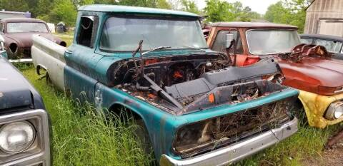 1963 Chevrolet C/K 10 Series for sale at COLLECTABLE-CARS LLC in Nacogdoches TX