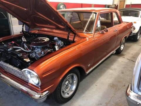 1963 Chevrolet Nova for sale at CR Garland Auto Sales in Fredericksburg VA