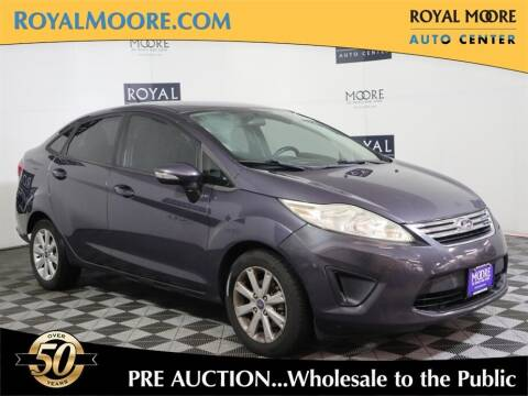 2013 Ford Fiesta for sale at Royal Moore Custom Finance in Hillsboro OR