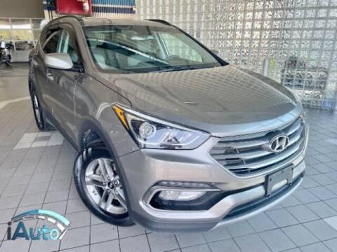 2017 Hyundai Santa Fe Sport for sale at iAuto in Cincinnati OH