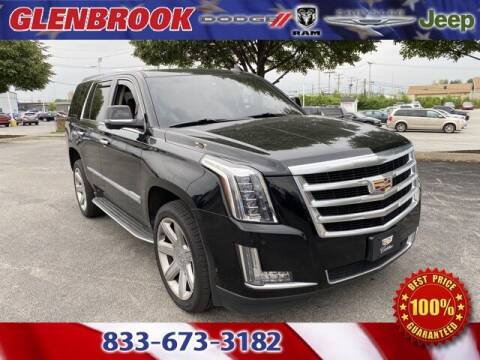 2016 Cadillac Escalade for sale at Glenbrook Dodge Chrysler Jeep Ram and Fiat in Fort Wayne IN