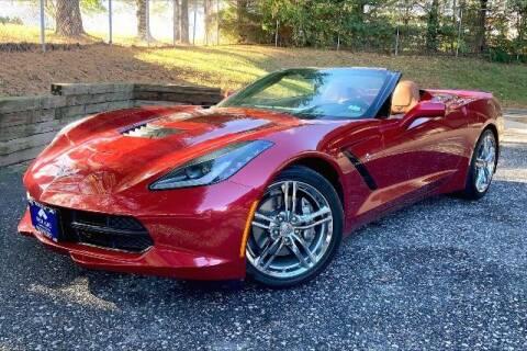 2014 Chevrolet Corvette for sale at TRUST AUTO in Sykesville MD