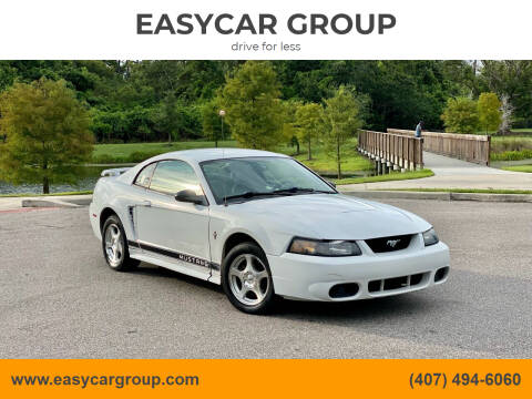 2003 Ford Mustang for sale at EASYCAR GROUP in Orlando FL