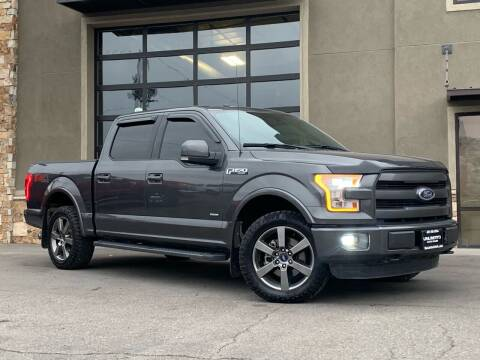 2016 Ford F-150 for sale at Unlimited Auto Sales in Salt Lake City UT