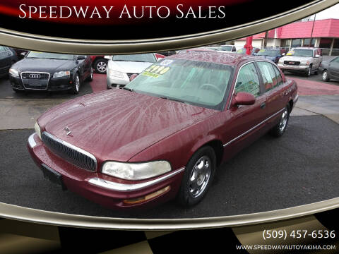 2000 Buick Park Avenue for sale at Speedway Auto Sales in Yakima WA