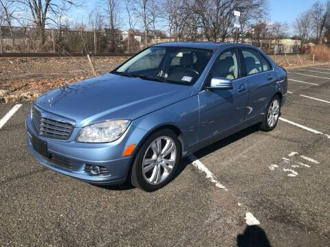 2011 Mercedes-Benz C-Class for sale at Pinnacle Automotive Group in Roselle NJ