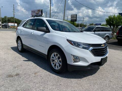 2018 Chevrolet Equinox for sale at Marvin Motors in Kissimmee FL