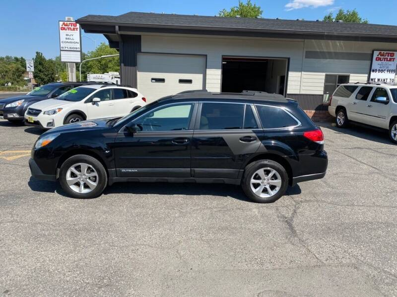 2014 Subaru Outback for sale at Auto Outlet in Billings MT