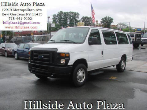 2013 Ford E-250 for sale at Hillside Auto Plaza in Kew Gardens NY