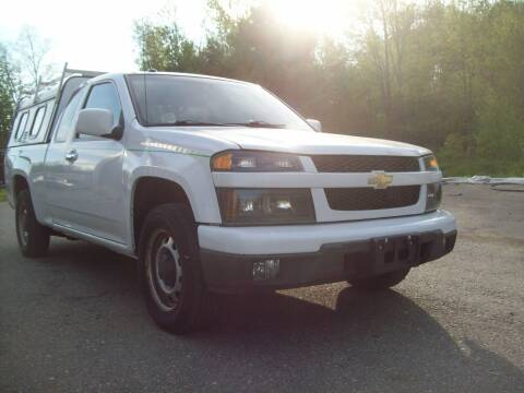 2012 Chevrolet Colorado for sale at Frank Coffey in Milford NH