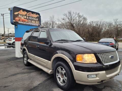 2005 Ford Expedition for sale at Auto Outlet Sales and Rentals in Norfolk VA
