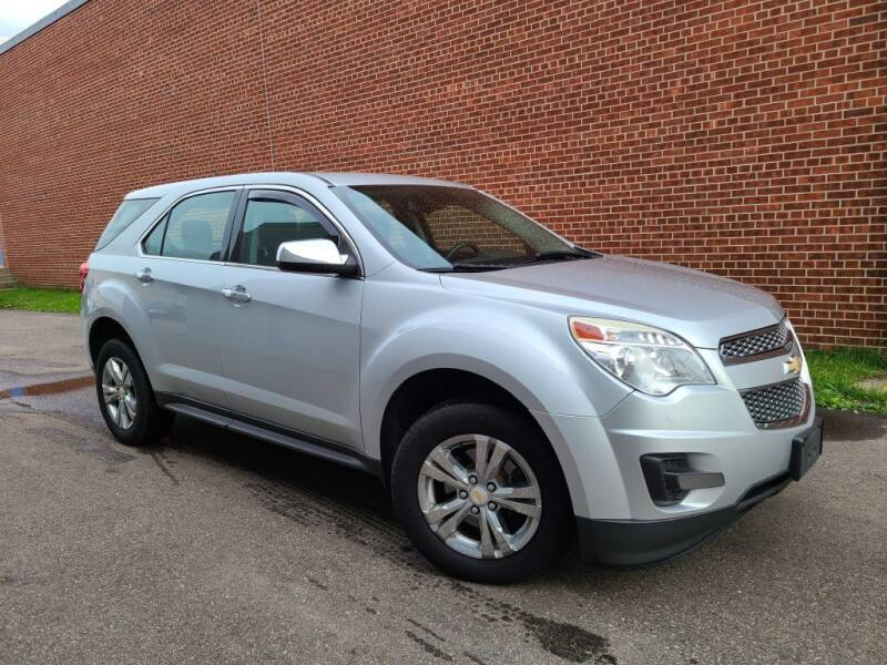 2012 Chevrolet Equinox for sale at Minnesota Auto Sales in Golden Valley MN