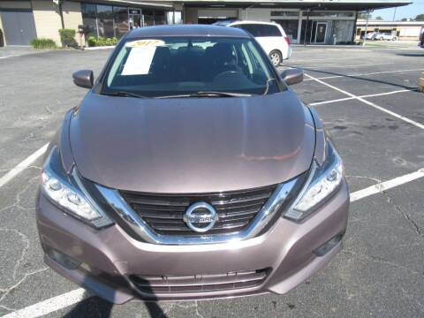 2017 Nissan Altima for sale at Maluda Auto Sales in Valdosta GA