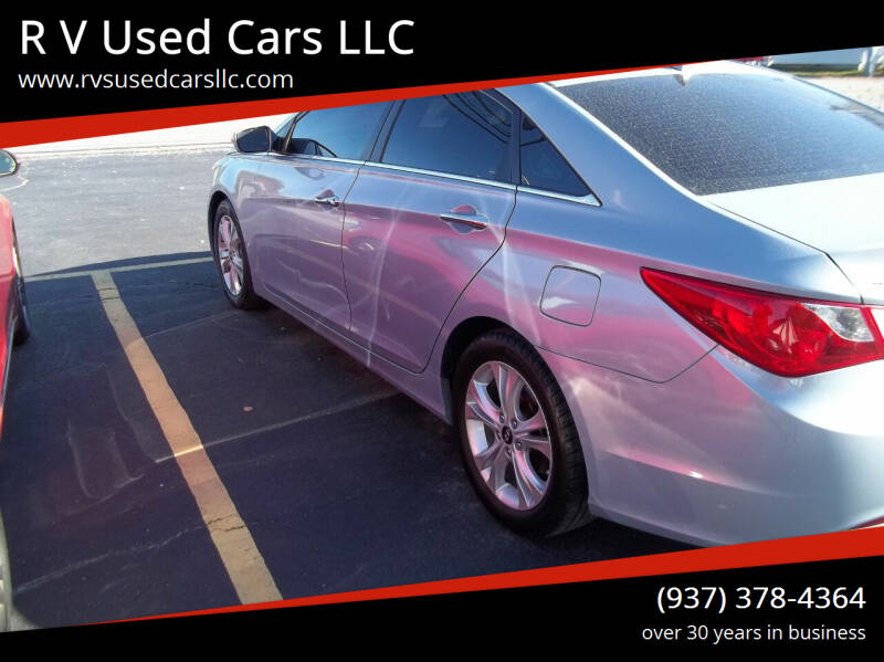 2011 Hyundai Sonata for sale at R V Used Cars LLC in Georgetown OH