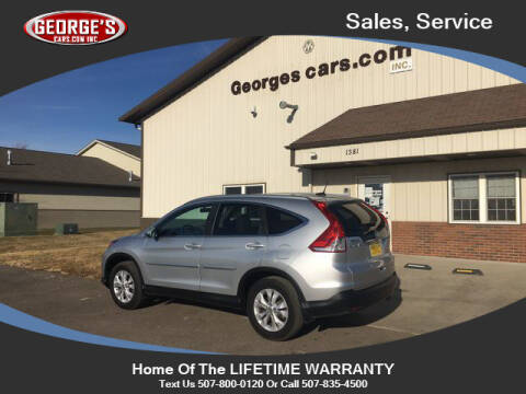 2014 Honda CR-V for sale at GEORGE'S CARS.COM INC in Waseca MN
