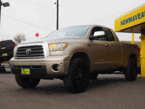 2007 Toyota Tundra for sale at New Wave Auto Brokers & Sales in Denver CO