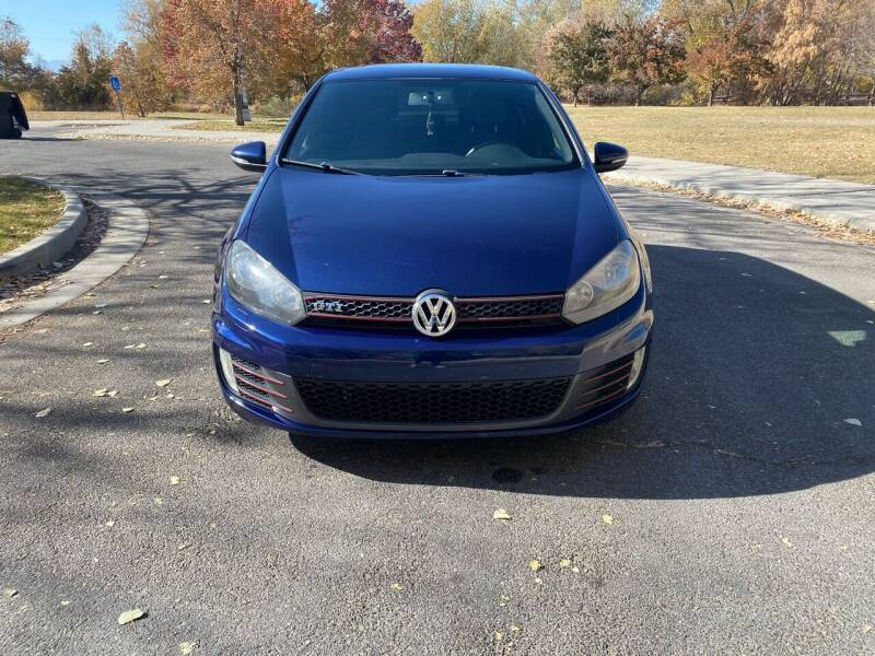 2010 Volkswagen GTI for sale at The Car-Mart in Murray UT