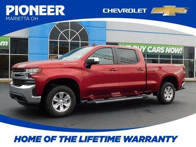 2021 Chevrolet Silverado 1500 for sale in Williamstown, WV