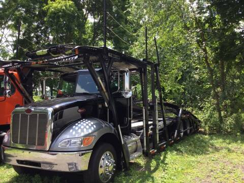 2016 Freightliner 114 SD for sale at Last Frontier Inc in Blairstown NJ