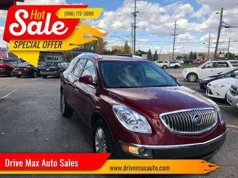 2008 Buick Enclave for sale at Drive Max Auto Sales in Warren MI