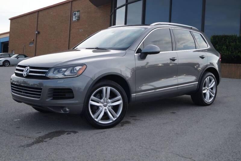 2014 Volkswagen Touareg for sale at Next Ride Motors in Nashville TN
