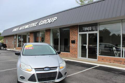 2014 Ford Focus for sale at Jones Automotive Group in Jacksonville NC