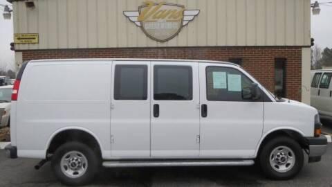 2020 GMC Savana Cargo for sale at Vans Of Great Bridge in Chesapeake VA