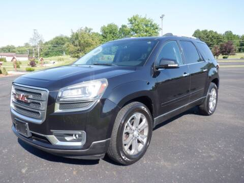 2014 GMC Acadia for sale at MIKES AUTO CENTER in Lexington OH