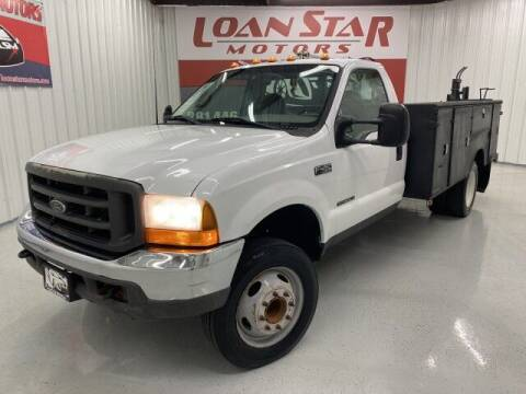 2000 Ford F-450 Super Duty for sale at Loan Star Motors in Humble TX
