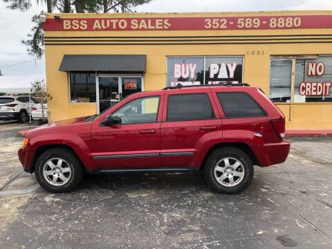 2009 Jeep Grand Cherokee for sale at BSS AUTO SALES INC in Eustis FL