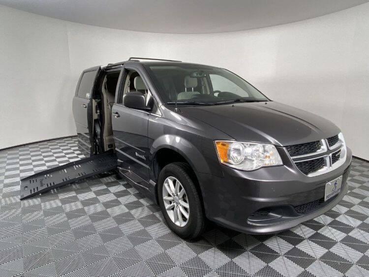 2016 Dodge Grand Caravan for sale at AMS Vans in Tucker GA