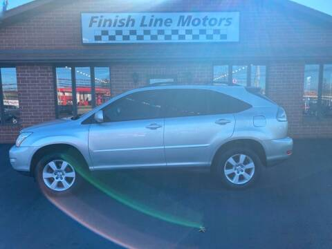 2004 Lexus RX 330 for sale at FINISHLINE MOTORS in Canton OH