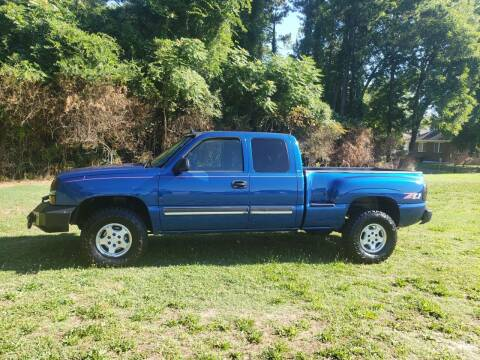 2003 Chevrolet Silverado 1500 for sale at A-1 Auto Sales in Anderson SC