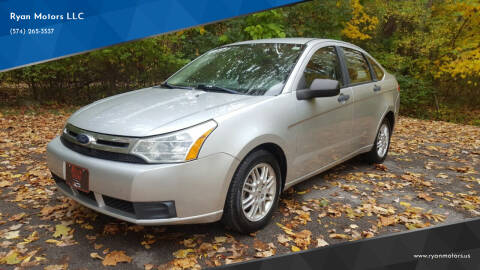 2010 Ford Focus for sale at Ryan Motors LLC in Warsaw IN