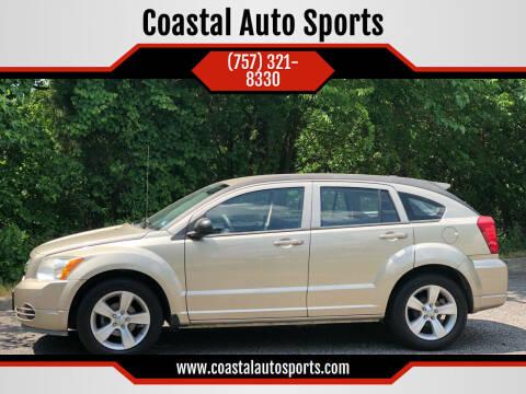 2010 Dodge Caliber for sale at Coastal Auto Sports in Chesapeake VA