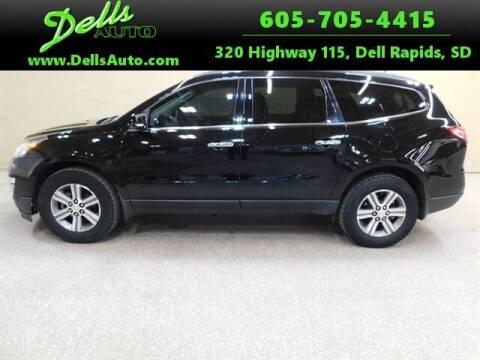 2017 Chevrolet Traverse for sale at Dells Auto in Dell Rapids SD