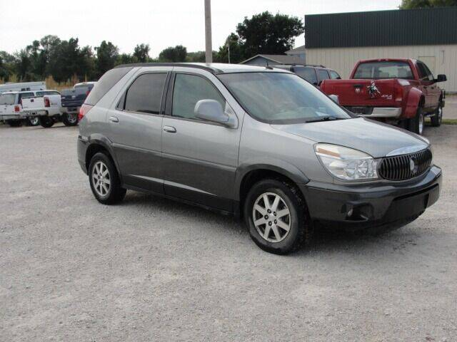 2004 Buick Rendezvous for sale at Frieling Auto Sales in Manhattan KS