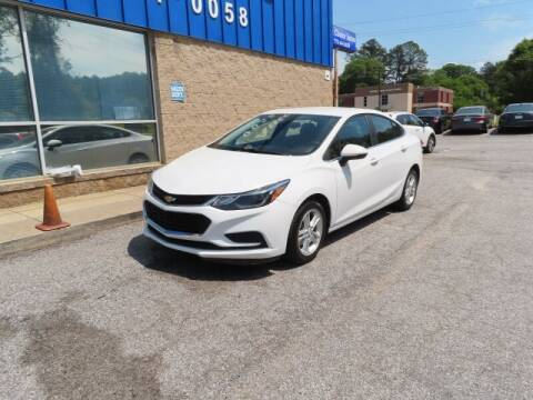 2018 Chevrolet Cruze for sale at Southern Auto Solutions - 1st Choice Autos in Marietta GA