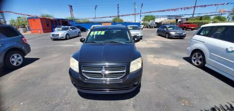 2010 Dodge Caliber for sale at Juniors Auto Sales in Tucson AZ